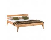 Massivholzbett JillWOOD - 180 x 200cm - Kernbuche, Ars Natura