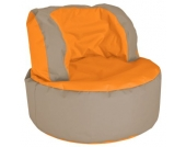 Sitting Point by MAGMA Bebop Scuba, 210 Liter outdoor Sitzsack orange