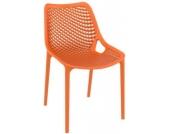 Gartenstuhl, Küchenstuhl, Stapelstuhl AIR, stabil, stapelbar, mit toller Wabenoptik, in vielen Farben