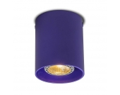 Deckenstrahler Tubo 1 violett