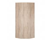 Eckschrank Melva - Eiche Sonoma Dekor - BxH: 92,3 x 216 cm, Express Möbel