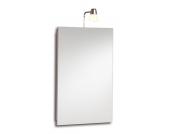 Spiegelschrank mit Beleuchtung 50 cm breit