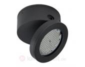Praktischer LED-Deckenstrahler Functional schwarz