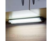 Formschöne LED Unterbauleuchte MIAMI, 34,7 cm