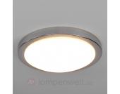 Aras - LED-Badleuchte, aluminium