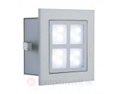 Attraktive LED-Wandeinbauleuchte WINDOW II