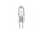 Halogen-Leuchtmittel G4 20 W Stiftsockel klar - Klarglas Klar, GE Lighting
