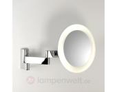 Kosmetikspiegel NIIMI ROUND mit LED-Beleuchtung