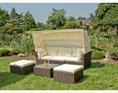 Garden Pleasure Lounge-Sofa Santiago