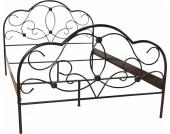 Home Affaire Home affaire Metallbett, schwarz, Liegefläche 140/200 cm