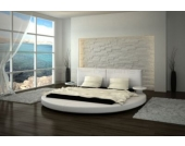 rundes bett online runde betten g nstig kaufen. Black Bedroom Furniture Sets. Home Design Ideas