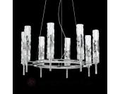 Extravaganter Designer-Kronleuchter Newbamboo